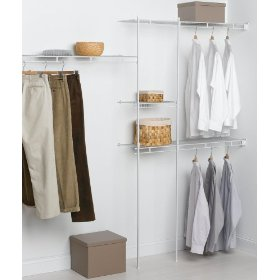 Bedroom Closet Organization