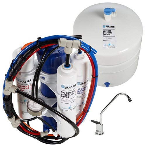 Home Master TMAFC reverse osmosis systems