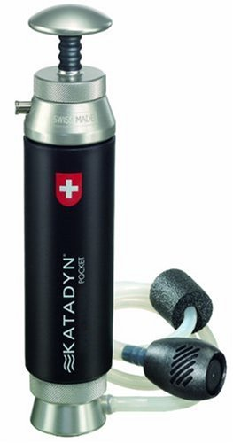 Katadyn Pocket water filtration system