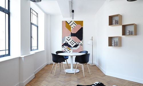 focal point of a room