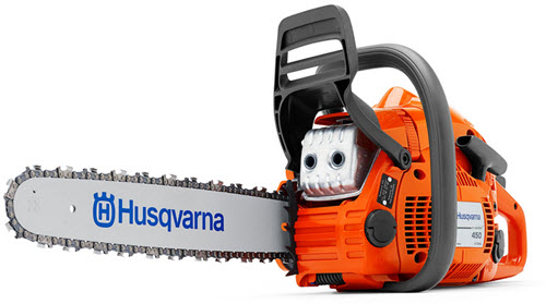 Husqvarna 450 18 inch Gas Powered Chain Saw