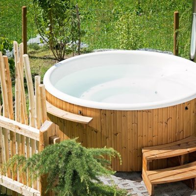 The Best Hot Tubs for Pampering Yourself!